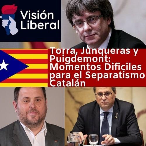 ??Ha sido una semana complicada????? para el separatismo Catalán, pues 3 de sus lideres se encuentran acomplejados por las resoluciones judiciales???? y las que aún se encuentran en espera. . ??JOAQUIM TORRA:El president de la Generalit de Cataluña se ha visto afectado por la resolucion de la Junta Provincial de Barcelona? el cual le ha quitado el acta de diputado en el Parlament esto gracias a la resolución del Tribunal Supremo de Cataluña?, sin embargo, Torra resiste, espera una resolución firme en el Supremo. Aun así, su futuro como President del Govern continuará por lo visto, ya que la JEC puso en manos del Parlament el cual se muestra de acuerdo en que sea President sin escaño. . ??ORIOL JUNQUERAS: El líder de Esquerra Republicana, condenado a 13 años de cárcel? por la causa del Procés, vio perdidas sus esperanzas de asumir como eurodiputado después de que el Parlamento Europeo le retirara sus credenciales, tras acatar la resolucion del Tribunal Supremo Español???? en acorde con la Junta electoral Central??. . ??CARLES PUIGDEMONT: El juez Pablo Llarenas???? (de la causa del Proces) ha presentado un Suplicatorio al Parlamento Europeo, en el cual solicita que se le retire la inmunidad a Puigdemont, ex presidente de Cataluña y actual eurodiputado, y que finalmente pueda ser juzgado en España????? . . ??¿QUE LES DEPARA EL FUTURO A LOS INDEPENDENTISTAS? ¿COMO REACCIONARÁ PEDRO SÁNCHEZ Y EL GOBIERNO EN EL FUTURO?????????? . . ¿Que opinas al respecto? TE INVITAMOS A COMENTARLO?? . . Hashtags: #Cataluña #Govern #Puigdemont #Torra #Junqueras #España #Europa #UnionEuropea #Independencia #Parlamento #EsquerraRepublicana #Proces #Barcelona #PedroSanchez