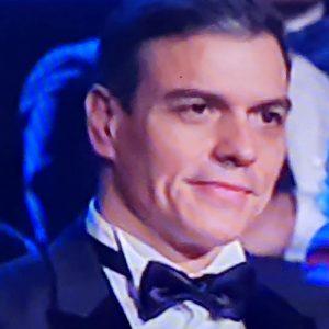 Peedrooooo!!! #dolorygloria #mejordirector #mejorpelicula #antoniobanderas #mejoractor #premiosgoya2020 #pedrosanchez #presidente