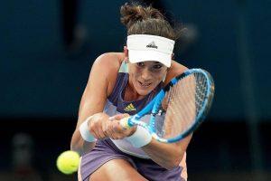 ??? Nuestra @garbimuguruza bate sin piedad a @kikibertens ???, tenéis la noticia en la web. #Tenis #Tennis #WTA #Garbiñe #GarbiñeMuguruza #Octavos #AusOpen #OpenAustralia