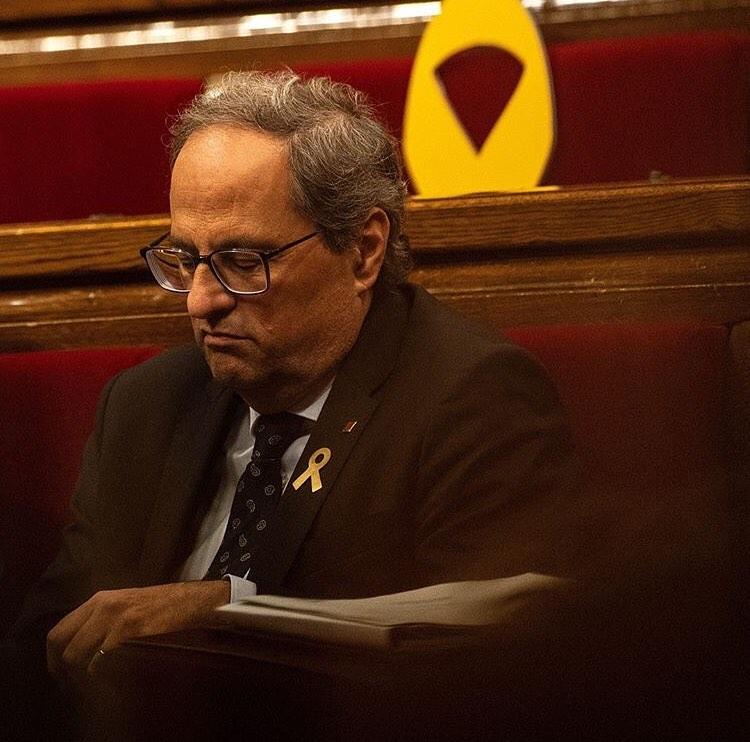 Ex presidente de la división y el odio ?????????? #españaviva #cataluñaesespaña???? #cataluñasuma #presospolitics #catalonia #delicuente #politicalmemes