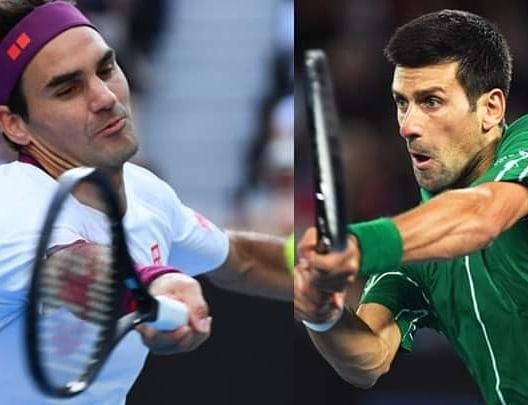 ??Novak Djokovic y Roger Federer se citan hoy jueves en el partido del que saldrá uno de los finalistas del primer Grand Slam de la temporada: el Open de Australia 2020. . ?9:30h ??Eurosport . ¡No te lo pierdas! . #AustralianOpen #OpenAustralia #Eurosport #cableworld #Nadal #Federer #Djokovic #tenis #tennis #tennisfan