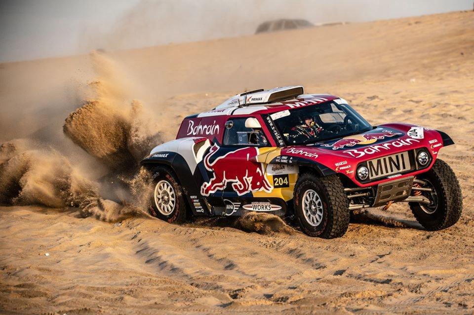 Carlos Sainz ha sido el ganador de la prueba de rallys dakar en el año 2020